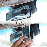 Litorange Universal Stick on Flat Magnetic Car