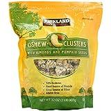Kirkland Signature Cashew Clusters Snack Mix, 907 Grams/32 Ounces