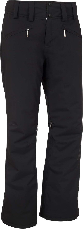 "Sunice Stella Ski Insulated Waterproof Pants for Women – Windbreaker Ski Pants (31"" inseam) : Clothing"