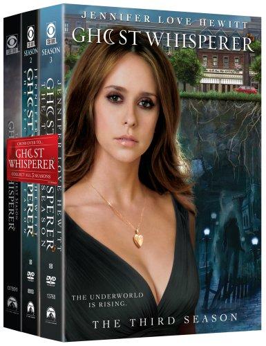 Ghost Whisperer: Three Season Pack [WS] [17 Discs] [Sensormatic] (Slipsleeve Packaging, Widescreen, Dolby, AC-3, Slim Pack)