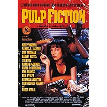 Pulp Fiction Canvas Print 20*25 Inch HUGE !