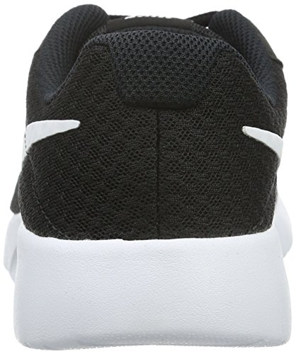 011 Baskets Mixte Nike gs Tanjun black Noir white Adulte white Uqwzvw