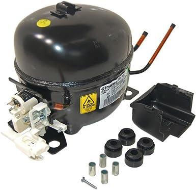 Compresor – 1/5HP – R600 para Fagor Frigorífico Congelador: Amazon ...