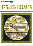One Hundred Seventy-Five Low Budget Homes, Inc. Home Planners, 0918894360