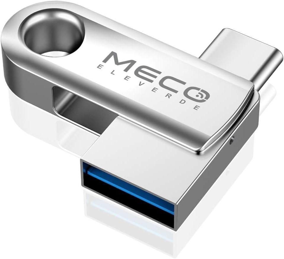 Memoria USB-C Meco Eleverde de 32GB por sólo 8,49€ con el #código: 842W94YC