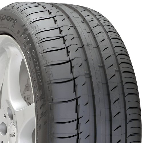 Michelin Pilot Sport PS2 Radial Tire - 265/35R21 101Z (Used Michelin Tires)