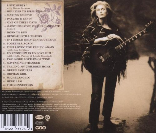 The Very Best of Emmylou Harris: Heartaches and Highways by HARRIS,EMMYLOU (Image #1)