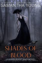 Shades of Blood (Warriors of Ankh Book 3)