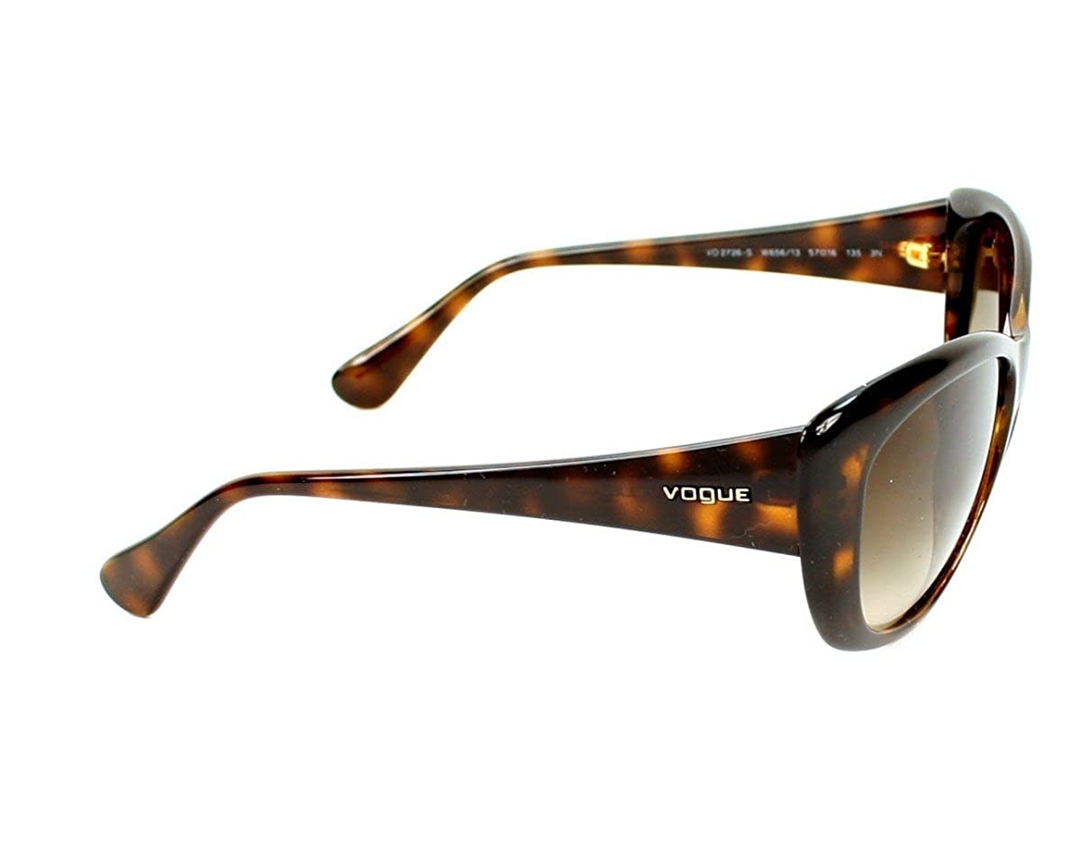 Vogue Sunglasses VO 2726 S W65613 Acetate Havana Gradient ...