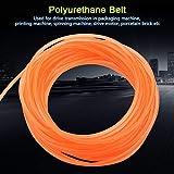 High-Performance Urethane Round Belting, PU