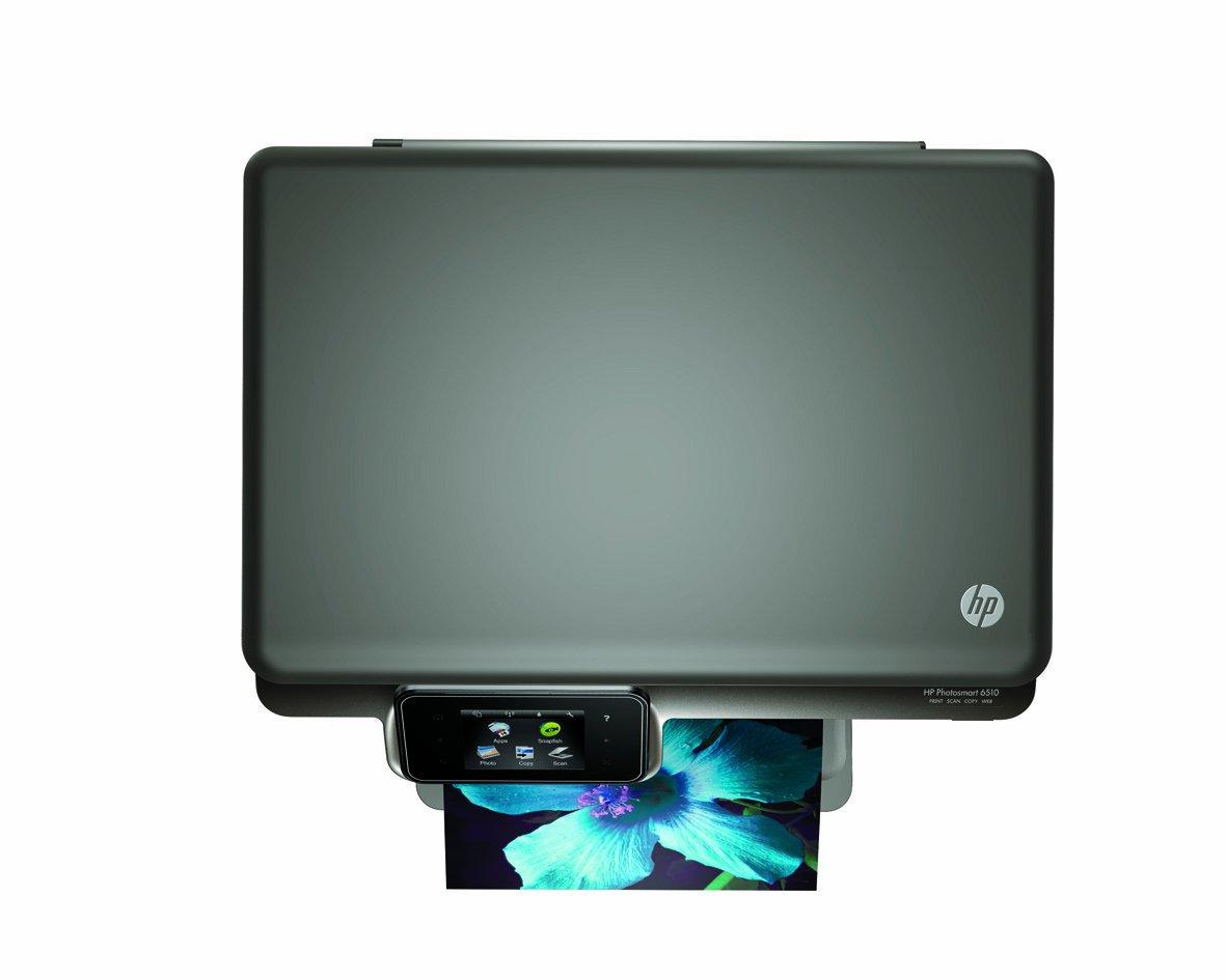 HP Photosmart 6510 e-All-in-One - Multifunción (impresora ...