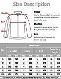 COOrun Track Jacket for Women Lightweight Full