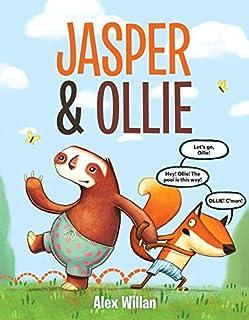 Book Cover: Jasper & Ollie