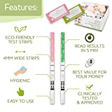50 Ovulation Test Strips Predictor Kit - 20