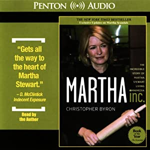 Martha Inc. Audiobook