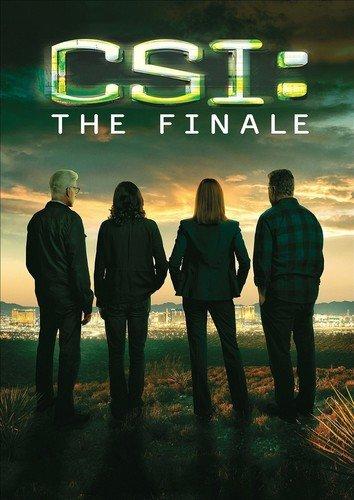 DVD : CSI: The Finale (AC-3, Widescreen, , Sensormatic)