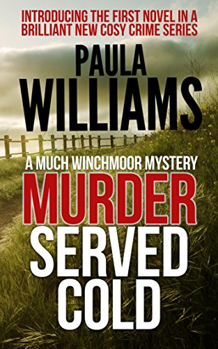 Murder Served Cold by [Williams, Paula]