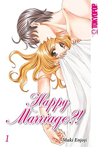 Happy Marriage?! Sammelband 01