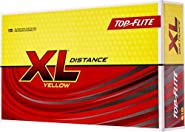Top Flite XL Distance Yellow (15 Pack)