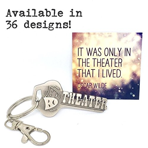 theater-key-novelty-keychain-with-inspirational-quote-card-the-cool-fun-unique-small-inexpensive-gif