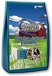 TuffyS Pet Food Nutrisource Grain Free Dog Food, Chicken & Pea