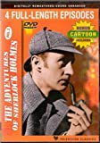 The Adventures of Sherlock Holmes 4 Full-length Episodes