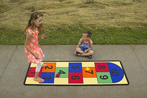 Learning Carpets Hopscotch  Play Carpets