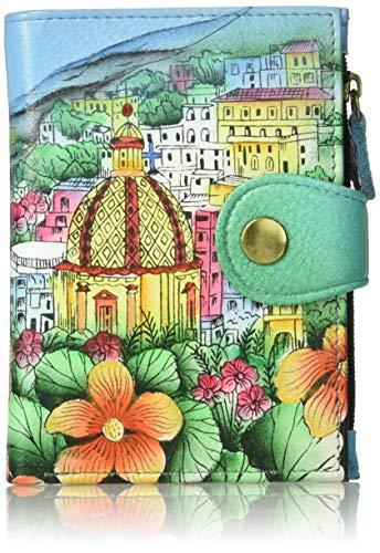 Anna by Anuschka Wallet   Genuine Leather   Amalfi Dawn