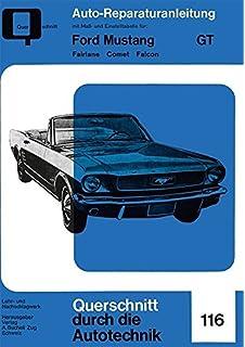 torrent 1966 ford shop repair manual cd falcon mustang comet