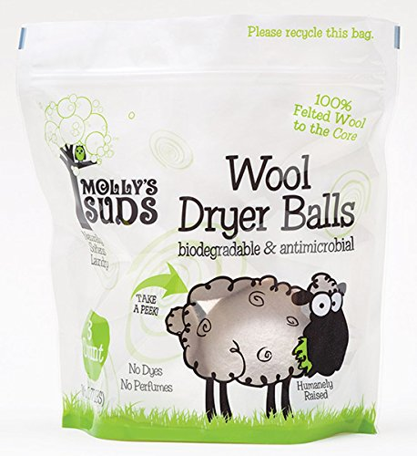 Molly's Suds - Wool Dryer Balls - 9.04 ()
