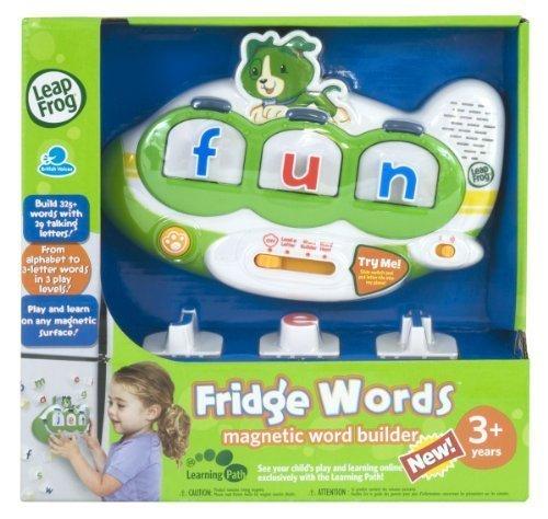Fridge Words Magnetic Word Builder Toy, Kids, Play, Children