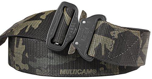 Cobra Quick Release Buckle Men's Tactical Belt - 3 PLY 1.75