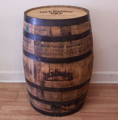 Jack Daniels Laser Engraved and Branded Whiskey -
