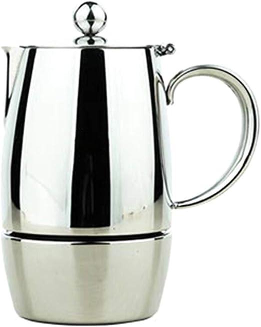 Cafeteras Italianas Moka Simple Olla De Acero Inoxidable Cafetera ...