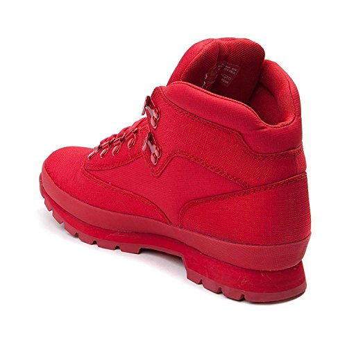 Mens Timberland Euro Rip Boot Rosso / Mono
