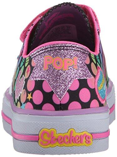 Skechers Kids Kids Shuffles-Poppin Posse Sneaker Mehrfarbig
