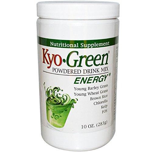 - Kyo-Green, Powdered Drink Mix, 10 oz (283 g)