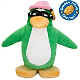 Disney Club Penguin 9'' Deluxe Penguin Plush - Aunt Arctic