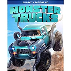 MONSTER TRUCKS revs up on Digital HD March 28 and on Blu-ray Combo Pack April 11 from Paramount