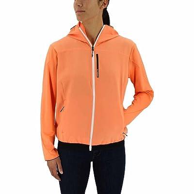 adidas Sport Performance Women's Voyager Jacket, Easy Orange, S