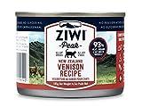 Ziwi Peak Canned Venison Recipe Cat Food (Case of 12, 6.5 oz. each)