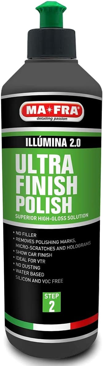 Ma Fra Mafra Illumina 2 0 500g Polish Ultimo Step For Gloss Auto