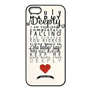 Cool Painting One Direction New Fashion DIY Phone Case for Iphone 5,5S,customized cover case case-332761