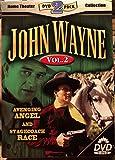 John Wayne Vol 2 Avenging Angel & Stagecoach Race