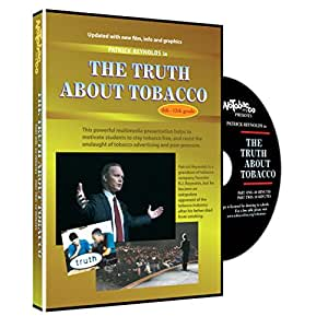 The Truth About Tobacco - An Anti-Smoking Anti-Tobacco Family Educational Video for teen & youth smoking prevention - Grades 6 - 12