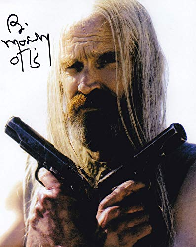 Bill Moseley in-person autographed photo