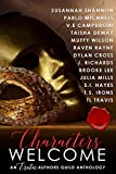 Characters Welcome: an Erotic Authors Guild anthology