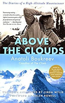 Above Clouds Diaries High Altitude Mountaineer ebook