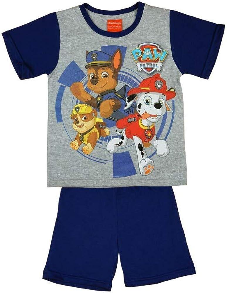 Schule Weich Skye Everest Kita PAW Patrol Langarm T-Shirt f/ür M/ädchen Gr 98 104 110 116 128 Glitzer Warm