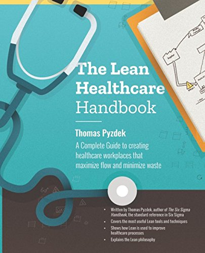Lean Healthcare Handbook